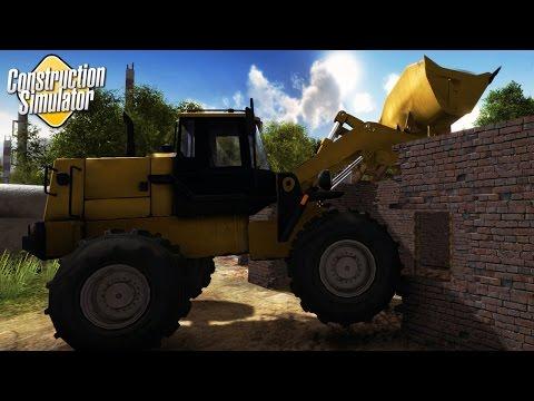Construction Simulator 2016 - ITS SO BIG  