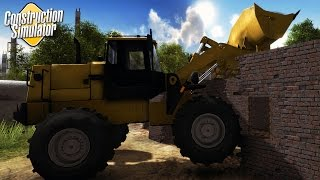 Construction Simulator 2016 - ITS SO BIG