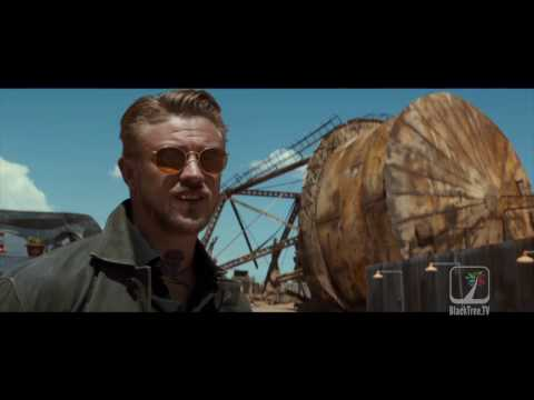 Boyd Holbrook discusses LOGAN and having big city dreams from small town Kentucky