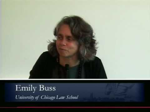 L&CP Symposium 2013: Child-Custody Decisionmaking | Emily Buss ; Commenter Maxine Eichner