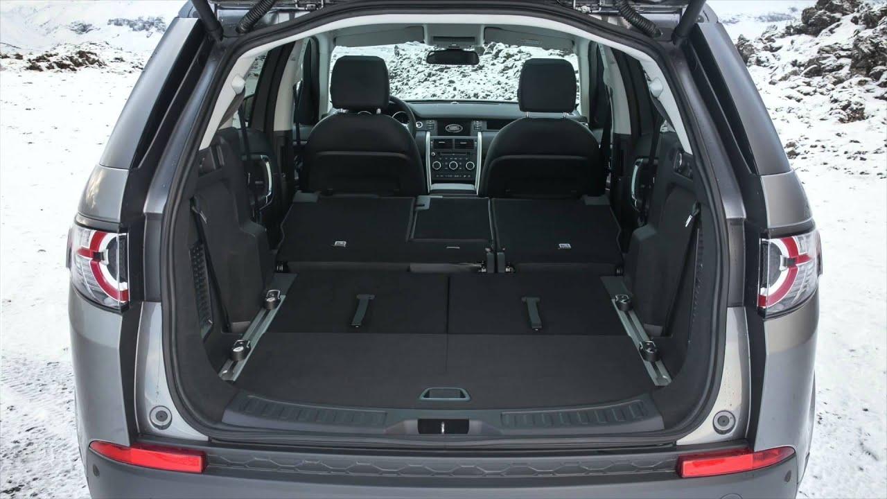 Land Rover Discovery Sport Corris Grey Design Automototv