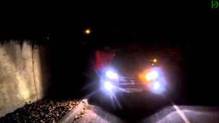 Ночной обзор Chery Tiggo 5