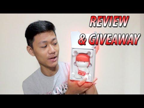 Review & Giveaway Speaker Bluetooth Keren! - 동영상