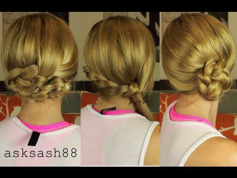 3-easy-hairstyles---hairstyles-for-long-hair-and-medium-hair