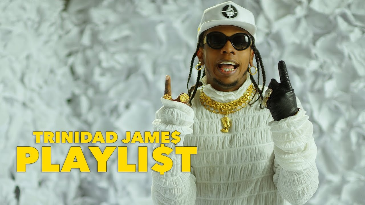 Trinidad James -  Playli$t (Official Music Video)