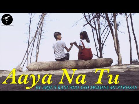 Aaya Na Tu Music Video   Arjun Kanungo And Momina Mustehsan   Treball Production