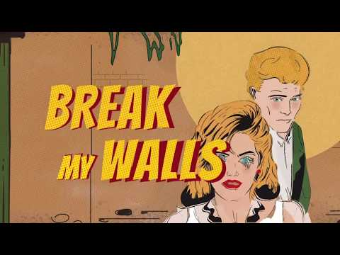 Svmmerdose - Break My Walls  Lyric