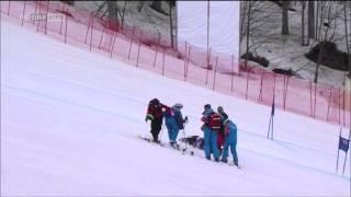 Die schlimmsten Skiunfälle der Geschichte Teil 6/The worst skiing accidents Part 6