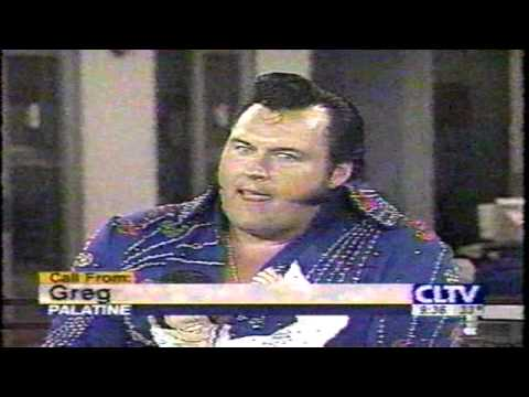 CLTV Sportspage with the Honky Tonk Man  1997