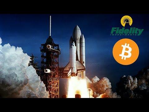 Fidelity Begins Bitcoin [BTC] Custody Service | Will It Start Next Bitcoin Bull Run?