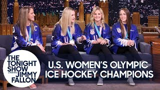 U.S. Women's Olympic Hockey Goalie Challenges Justin Bieber to Score a Goal on Her