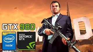 GTA 5 PC - ULTRA Settings - Nvidia GTX 980 4GB