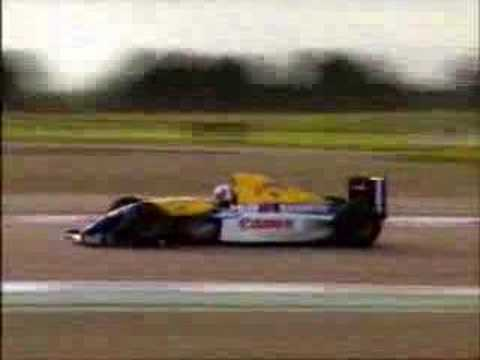 Formula-1 Race from Metallica