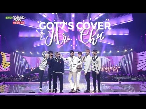 THINGS YOU DIDN'T NOTICE IN GOT7'S MR. CHU COVER