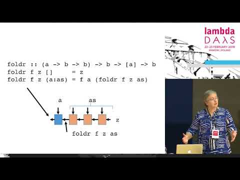 Lambda Days 2018 - Mary Sheeran - In Praise of Higher Order