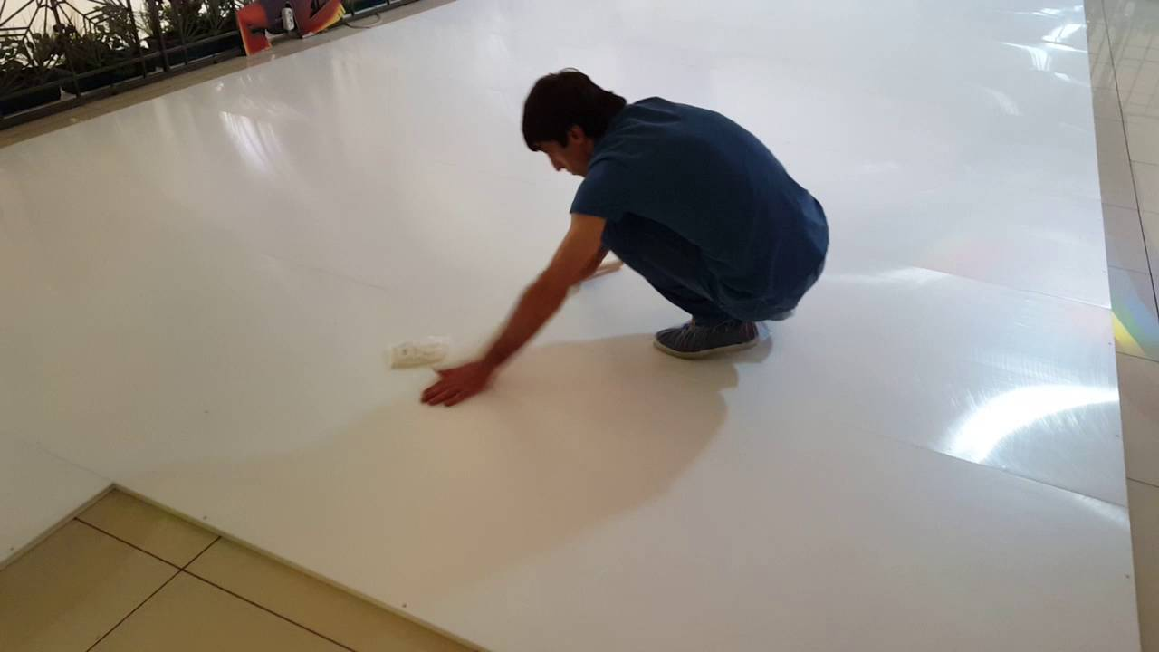 glice premium artificial ice panels easy effortless