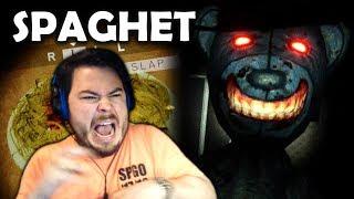 DON'T TOUCHA PAPA BEAR'S SPAGHET!! | Spaghet (Meme Horror Game)
