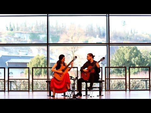 Duo Sempre - M. Castelnuovo-Tedesco, Sonatina Canonica