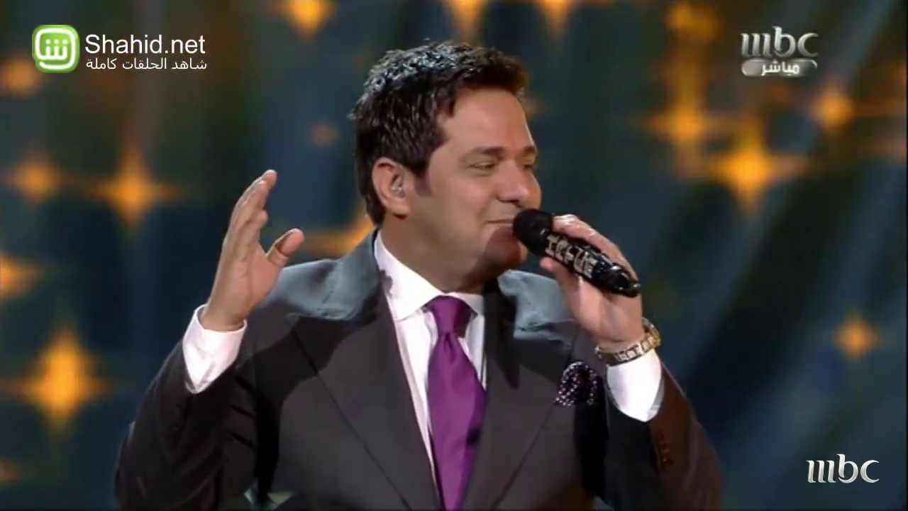 Arab Idol - حاتم العراقي - يا طير يا مسافر
