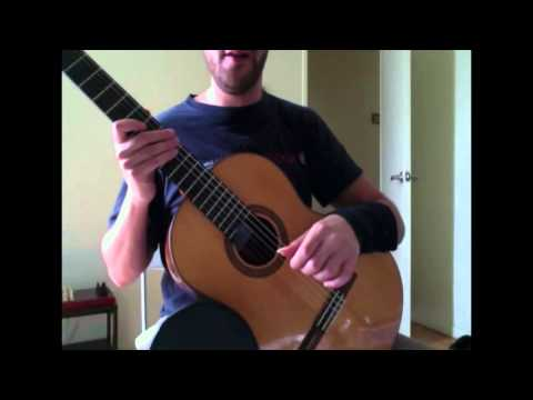 Another Way of Playing Fast Scales - Tariq Harb, Guitar