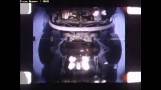 Chrysler Neon Vs. 1999 Lincoln Navigator - Crash Test - Nhtsa.mp4