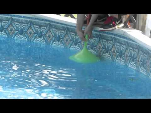 giant 24 inch balloon pool fun