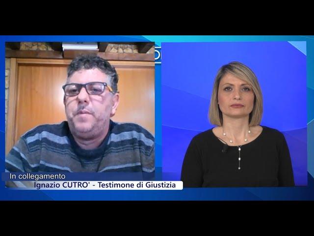 Ignazio Cutrò, testimone di giustizia, presidente Associazione nazionale testimoni di giustizia