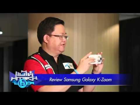 แบไต๋ไฮเทค Review Samsung Galaxy K zoom