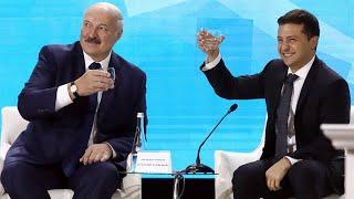 Зеленский отказался ехать в Беларусь! Обсуждение событий и заявлений Лукашенко и властей Украины
