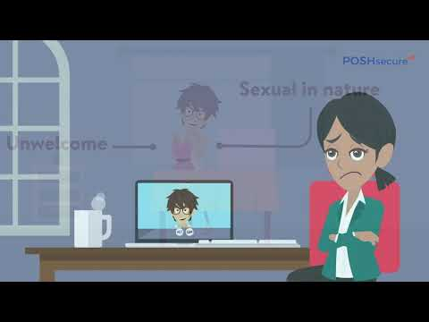 How casual is too casual? | Sexual Harassment in Remote Workplaces | POSHsecure