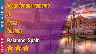 Acogedor Apartamento La Fosca Palamos Hotel Review | Hotels In Palamos | Spain Hotels