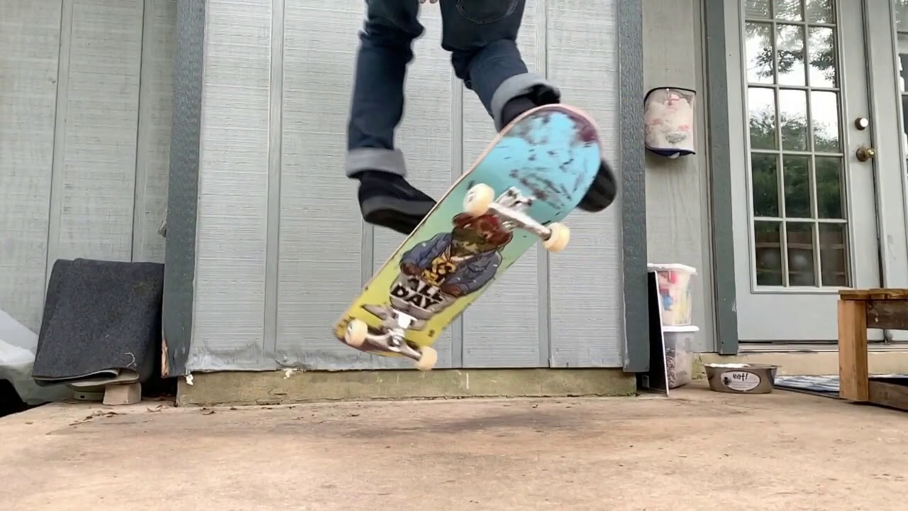 Practicing BS 360s
