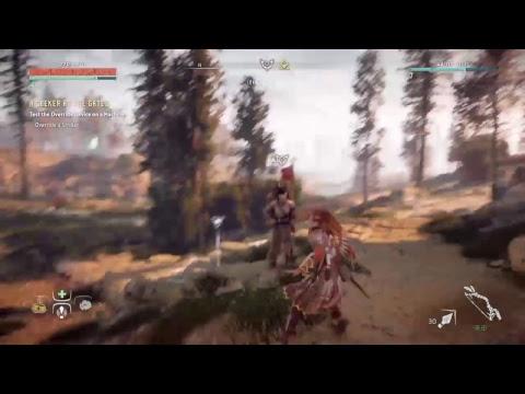 Horizon zero dawn game play part 2