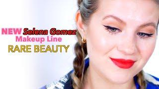 NEW Selena Gomez Makeup Line | RARE BEAUTY