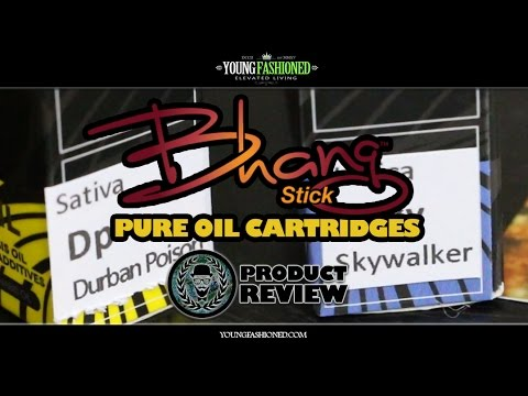 Review: Bhangstick Pure Oil Cartridges - YoungFashioned ...