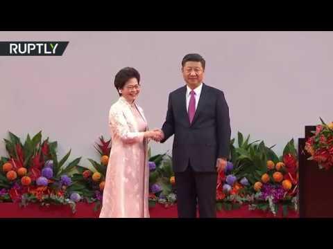امرأة تتولى رئاسة هونغ كونغ لأول مرة في التاريخ