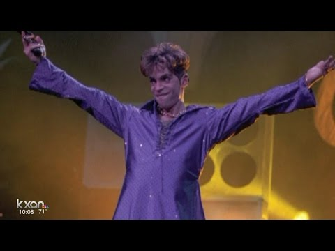 Live music capital of the world remembers Prince