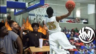 OUR HOMETOWN HERO! 😤 Malik Monk Hoopmixtape | HouseReacts