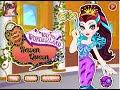 Way to Wonderland Raven Queen: Dress Up Games4Girls:Ever After High: Dress Up Games