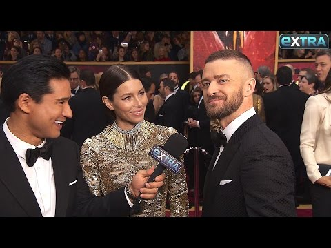 Justin Timberlake Reveals How Jessica Biel Helped Him 'Win' Even Before Oscars 2017