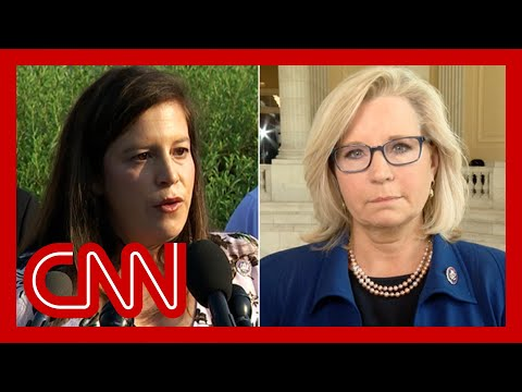 Cheney reacts to GOP leader blaming Pelosi for insurrection