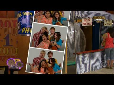 Disney Channel Spain - Continuity (14.06.2013)