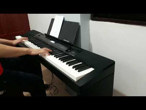 Dive - Ed Sheeran (Piano Cover)