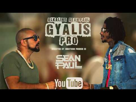 Sean Paul - Gyalis Pro (Ft. Alkaline) - [Crazy Glue Riddim] prod. by Dj Frass