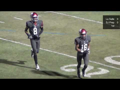 La Salle College High School vs. St. Joseph's Prep District 12 Football Semifinals (11/9/2019)