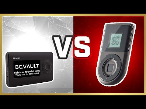 [NEW] BC VAULT Vs. D'CENT (2020) | Which Hardware Wallet Would I Choose?