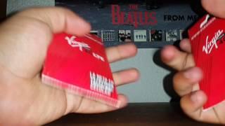 Unboxing SIM Virgin Mobile 4G LTE
