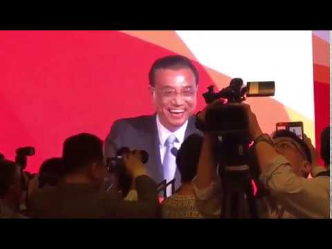 说High了!你从未见过这样的中国总理李克强 Li Keqiang, the Chinese Premier you have never seen before