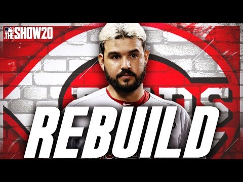 REBUILDING THE CINCINNATI REDS! | MLB The Show 20 Franchise