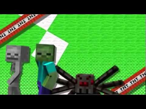 Minecraft japanese commercial:(MINING)